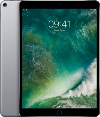 Tablette Apple Ipad Pro 10.5 512Go Gris Sidéral