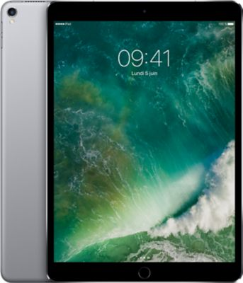 Tablette Apple Ipad Pro 10.5 256Go cel Gris Sidéral