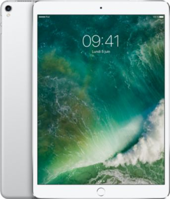 Tablette Apple ipad pro 10.5 512go cel argent