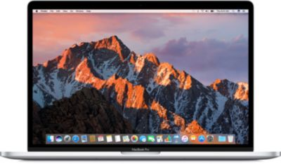 Ordinateur Apple macbook pro 15'' i7 512go argent touch bar