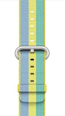 Bracelet Apple Nylon tissé Polen 38mm