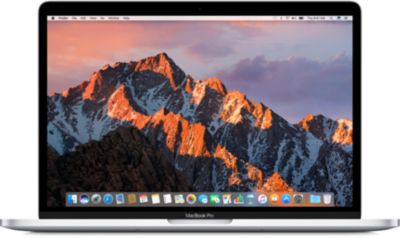 Ordinateur Apple macbook pro 13p i5 128go argent 2017