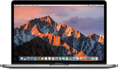 Ordinateur Apple Macbook Pro 13'' i5 256Go Gris Sidéral 2017