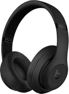 Casque Arceau Beats Studio3 Wireless noir mat
