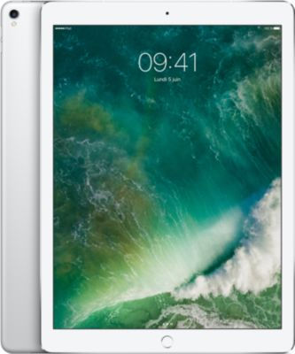 Tablette Apple Ipad Pro 12,9'' 64Go Cell Argent 2017