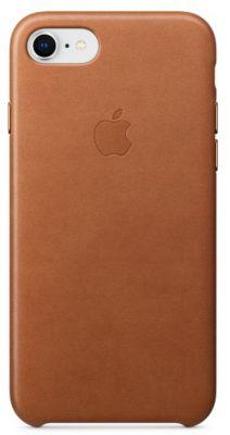 Coque Apple iPhone 7/8 cuir havane