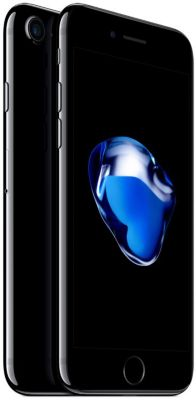 Smartphone Apple iPhone 7 Noir de Jais 32 Go