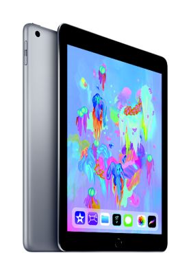 Tablette Apple ipad new 128go cell gris sid
