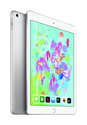 Tablette Apple ipad new 128go cell argent