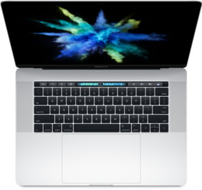 Ordinateur Apple macbook pro 15p touch bar i7 256go argent