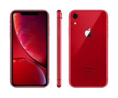 apple iphone xr product red 128 go smartphone boulanger. Black Bedroom Furniture Sets. Home Design Ideas