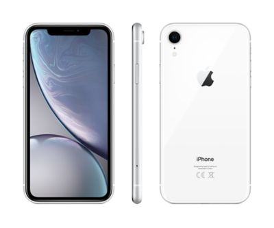 Smartphone Apple iPhone XR Blanc 256 Go
