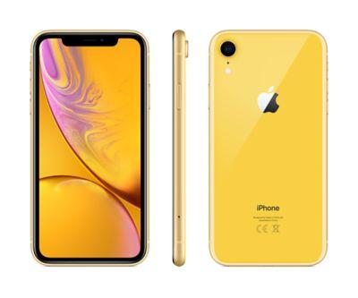 Smartphone Apple iPhone XR Jaune 256 Go