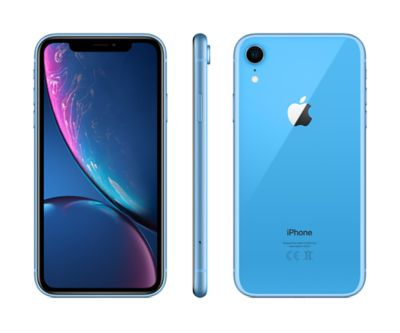 Smartphone Apple iPhone XR Bleu 256 Go