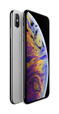 Smartphone Apple iPhone Xs Max Argent 64 Go