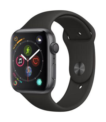 Montre connectée Apple Watch 44MM Alu Gris / Noir Series 4