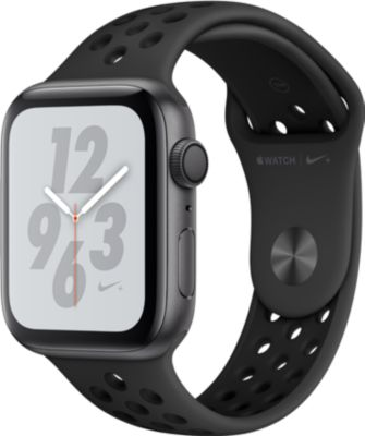 Montre connectée Apple Watch Nike+ 40MM Alu Gris/Noir Anth Series 4