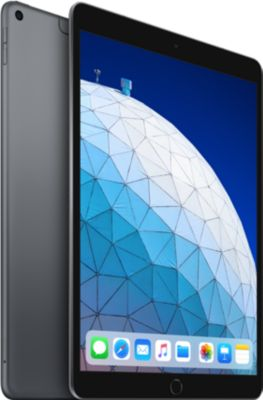 """Apple iPad Air 256 Go WiFi + 4G Gris sidéral 10.5"""" 2019"""