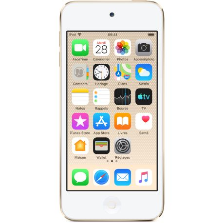 Baladeur mp4 APPLE IPOD Touch 128GB Or