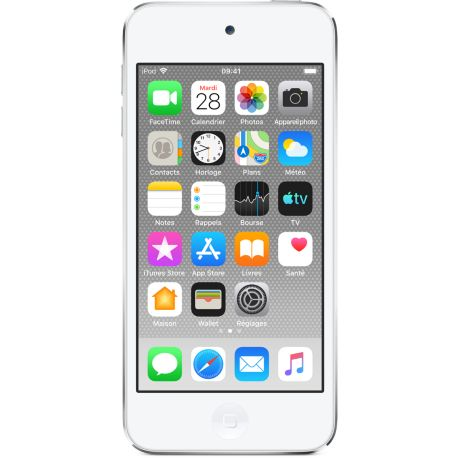 Baladeur mp4 APPLE IPOD Touch 128GB Argent