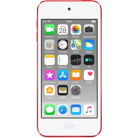 Baladeur mp4 APPLE IPOD Touch 128GB PRODUCT(RED)