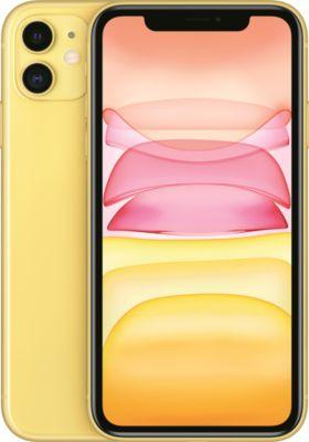 Smartphone Apple iPhone 11 Jaune 256 Go