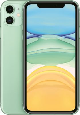 Smartphone Apple iPhone 11 Vert 256 Go