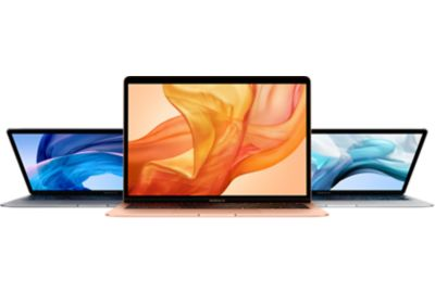 Portable MACBOOK AIR New I3 8 256 Or