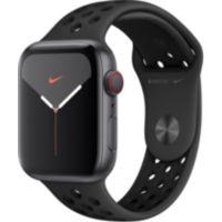 Montre connectée APPLE WATCH Nike 44 MM Alu Anthra/Noir Series 5 Cell