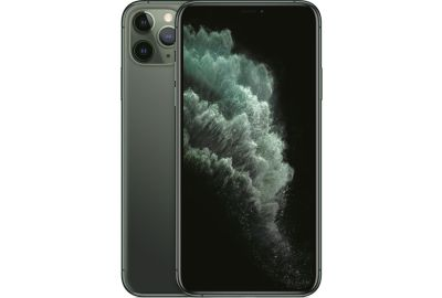 Smartphone APPLE iPhone 11 Pro Max Vert Nuit 64 Go