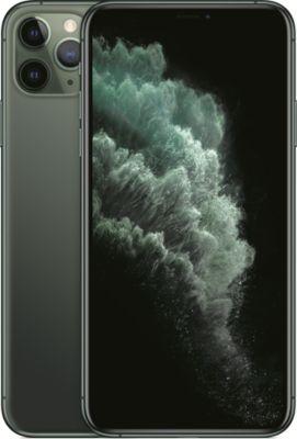 Smartphone Apple iPhone 11 Pro Max Vert Nuit 256 Go