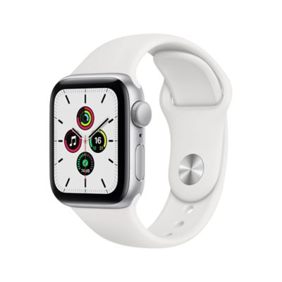 Montre connectée Apple Watch SE 40MM Alu Argent/Blanc