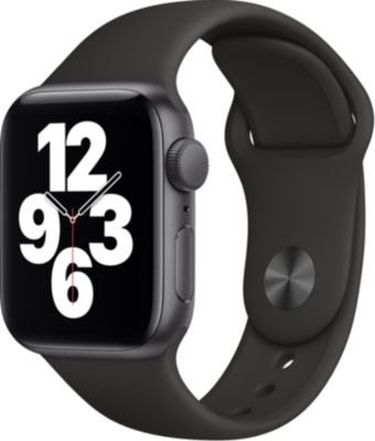 Montre connectée Apple Watch SE 40MM Alu Gris/Noir