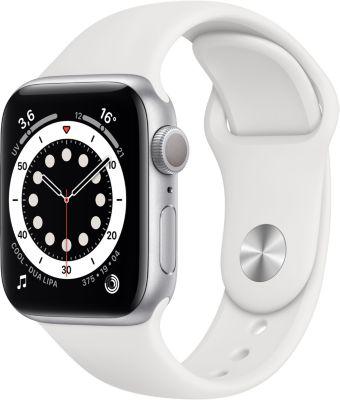 Photo de apple-watch-6-40mm-blanc