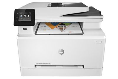 Multi Laser HP Color LaserJet Pro M281fdw