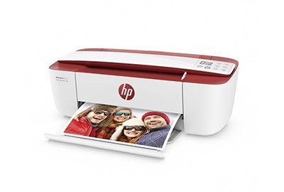 Multi Jet d'enc HP Deskjet 3733 Rouge