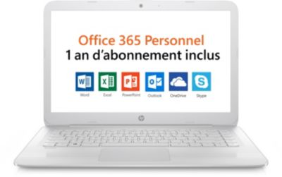 Ordinateur portable HP Stream 14-ax005nf