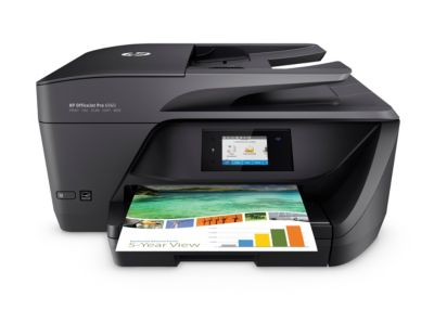 Imprimante jet d'encre HP Office Jet Pro 6960
