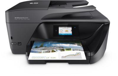 Imprimante jet d'encre HP OfficeJet Pro 6970+24mois Instant Ink