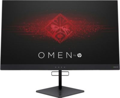 Ecran Pc gamer hp omen 27
