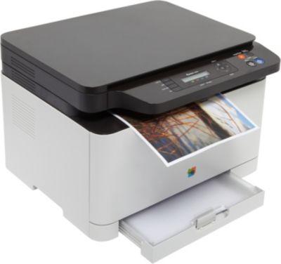 Imprimante laser couleur Samsung SL-C480W + Toner Samsung CLT-404S Noir + Papier ramette Essentielb Papier 75g 500 feuilles