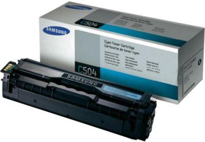 Toner Samsung CLT504SC Cyan