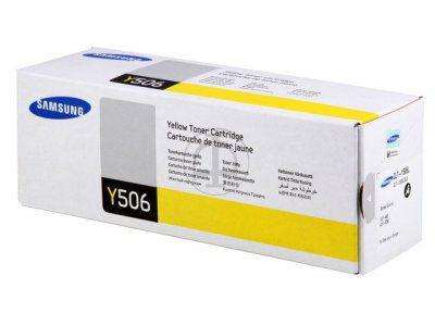 Toner Samsung CLT-506L Jaune