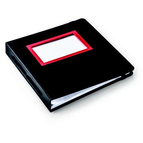 Album HP Noir et Rouge Sprocket
