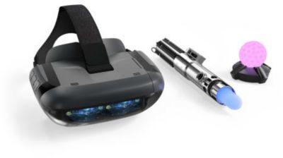 Casque de réalité virtuelle lenovo star wars jedi challenges