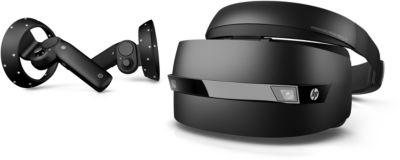 Casque de réalité virtuelle hp réalité mixte vr 1000