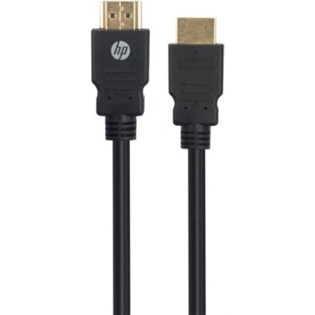 Câble HP HDMI / HDMI 1m noir