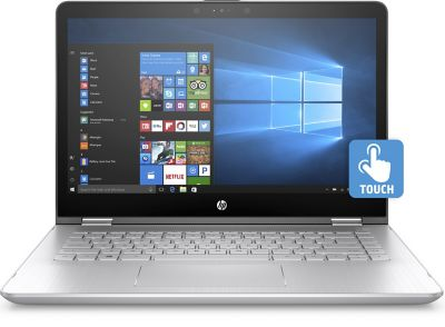 Ordinateur portable HP PAVILION X360 14-ba104nf