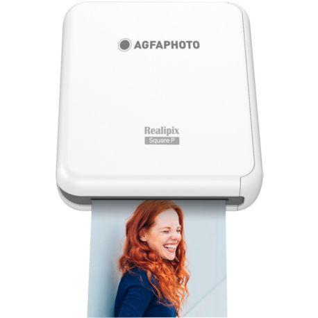 Imprimante AGFAPHOTO Realipix Square P Blanche