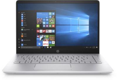 Ordinateur portable HP Pavilion 14-bf110nf + Souris sans fil HP X3000 + Logiciel de bureautique Microsoft Office 365 Famille